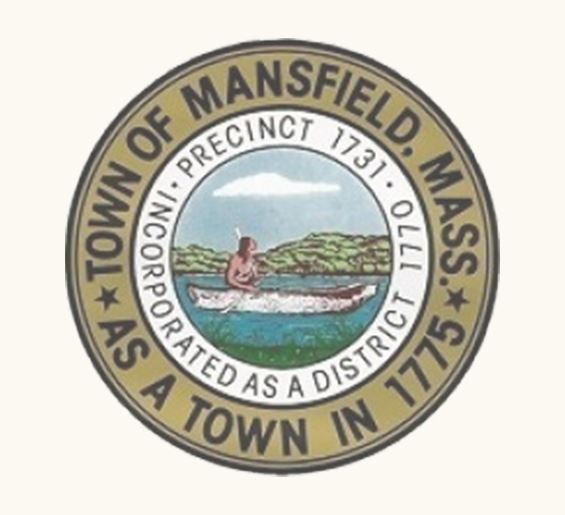 Town of Mansfield MASS as a town in 1775