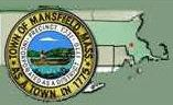 Town of Mansfield as a town in 1775